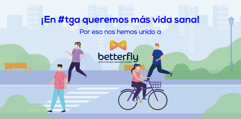 Trend Group America tga y Betterfly